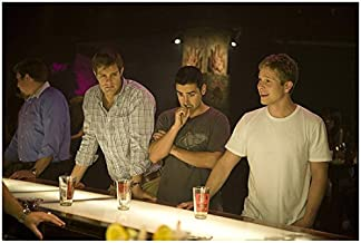 I Hope They Serve Beer in Hell Jesse Bradford as Drew, Geoff Stults as Dan, and Matt Czuchry as Tucker 8 x 10 inch photo