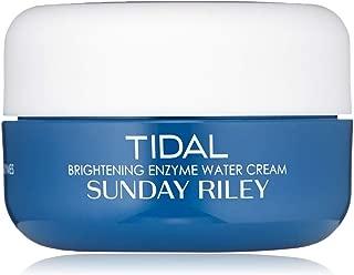 Sunday Riley Tidal Brightening Enzyme Water Cream, 0.5 Fl Oz