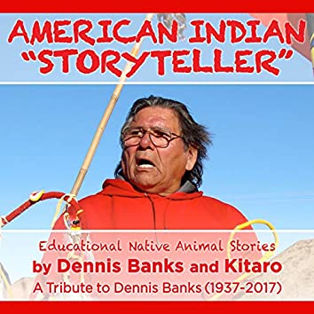"American Indian ""Storyteller"""