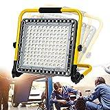 LED Taschenlampe Werkstattlampe 3000 Lumen, Super Bright LED Arbeitsleuchte, Wasserdicht Lampe...