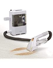 アイリスオーヤマ リンサークリーナー 染み抜き 布製品洗浄機 水と空気の力で汚れを吸い取る 温水対応 コンパクト 掃除機 RNS-300