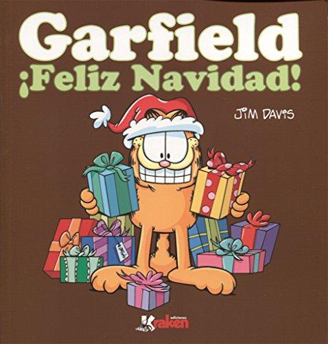 Garfield. ¡Feliz Navidad!
