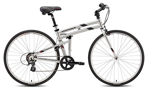Montague Crosstown 7 Speed Folding Bike Small - 17'