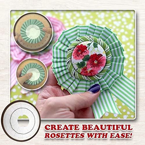 Suszian DIY handgemachte Blumenherstellung Werkzeug Rose Flower Maker Hand DIY Kits