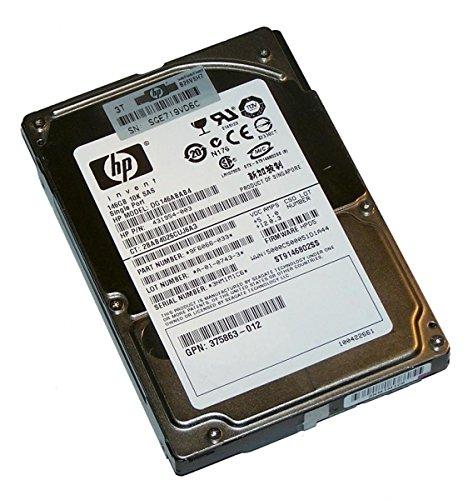 HP 25 SAS Festplatte 146GB 10k SAS SFF HP pn 432320 001