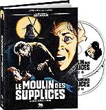 Le Moulin des supplices Livre [Édition Collector Blu-Ray + DVD + Livret]