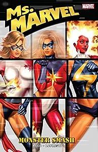 Ms. Marvel Vol. 4: Monster Smash (Ms. Marvel (2006-2010))