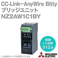 三菱電機 NZ2AW1C1BY CC-Link-AnyWire Bittyブリッジユニット (接続I/O点数: 512点) (占有局数: 1~4局) NN