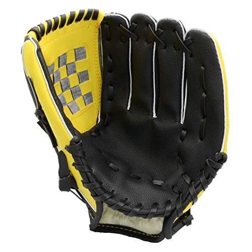 FerDIM Baseball Glove for Kids/Youth/Adult, Softball Mitt Left Hand Glove, Right Hand Throw