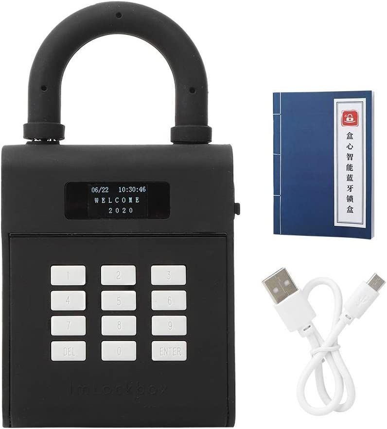 Authorized Limited time cheap sale Bluetooth APP Unlocking Waterproof Charging Key L sale USB