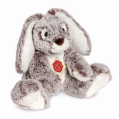 Teddy Hermann 93844 Schlenker-Hase 21 cm, Kuscheltier, Plüschtier