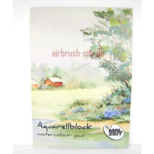 Aquarellblock A4 210g 10Blatt Watercolor pad