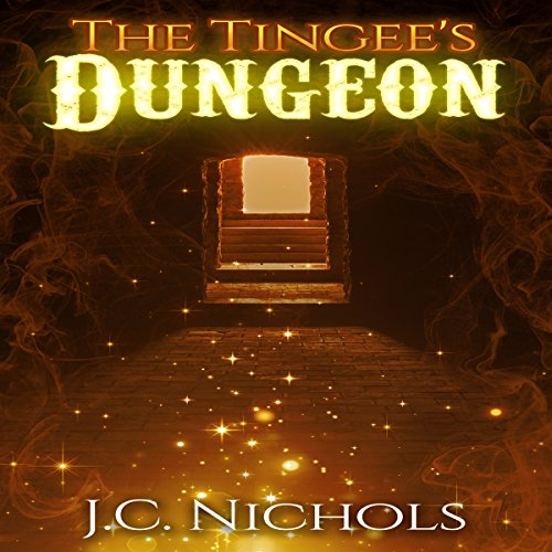 The Tingee's Dungeon audiobook cover art
