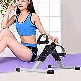 Prakal Fitness Exercise Cycle for Home Gym - Mini Portable Pedal Bike