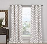 20 Best Home Fashion Chevron Curtains