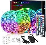 Led Strip Lights, 32.8FT RGB Color Changing LED Lights...