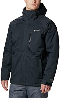 Columbia Men's Alpine Action Jacket – Big, Waterproof and Breathable