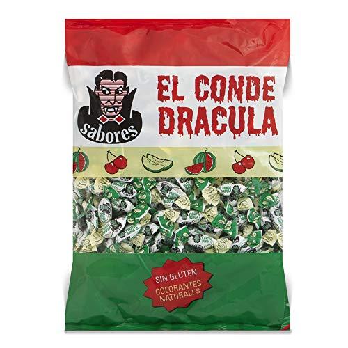 Cerdán Caramelos duro El Conde Drácula dos Lazos sabor Melón 300 Unidades 1 kg