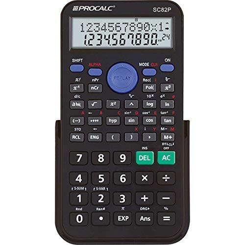 Calculadora Cientifica Procalc 240 funções duplo visor