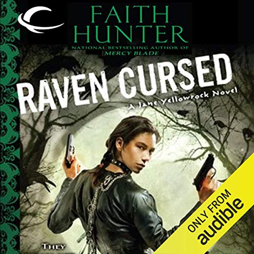 Raven Cursed Audiobook By Faith Hunter cover art