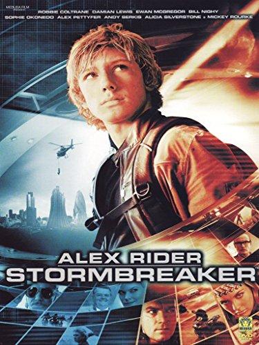 Alex Rider - Stormbreaker [IT Import]