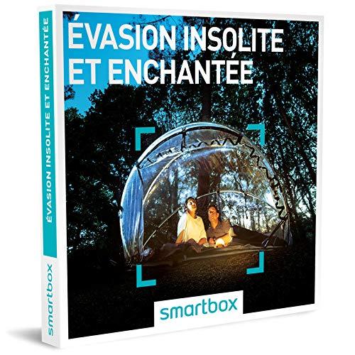 Coffret Smartbox Évasion insolite et enchantée