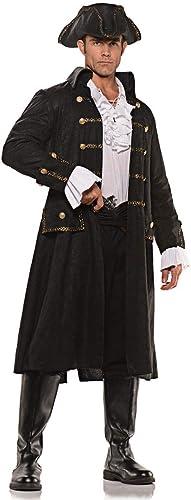 Garantía 100% de ajuste Horror-Shop Horror-Shop Horror-Shop Capitán Traje de Pirata One Talla  buscando agente de ventas