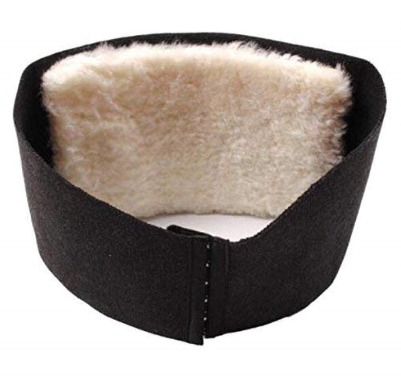 砂漠説明する祖先スポーツ/仕事/フィットネスに適したウエスト暖かいベルト、ウール医療ウエストサポートベルト、暖かい腰のサポート、