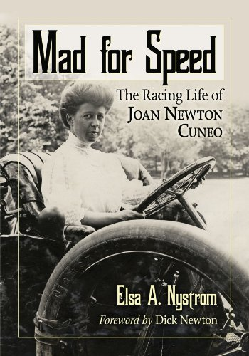 Image OfMad For Speed: The Racing Life Of Joan Newton Cuneo (English Edition)
