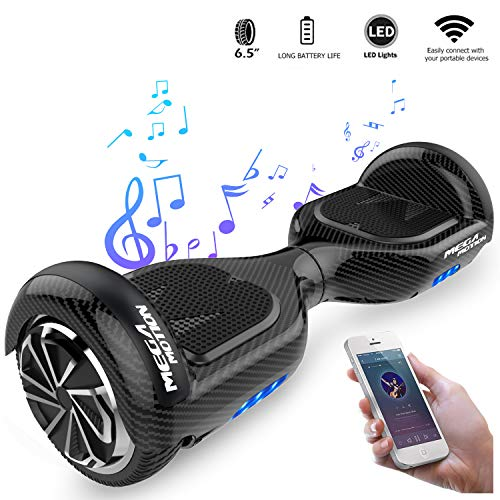 Mega Motion Hoverboard Elektro Scooter E1-6,5