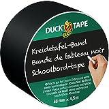 DUCK 105-00 Klebeband Kreidetafel – Beschreibbares Klebeband zum Dekorieren, Ordnen, Basteln &...