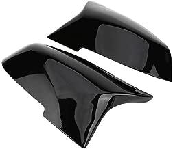 CarJoy 7630 Rechts Au/ßenspiegel Seitenspiegel Spiegelkappe Abdeckung f/ür 5 Serie E60 E61 OEM:51167078360