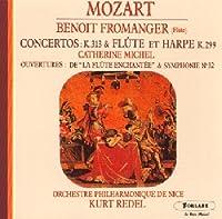 Concerto Pour Flute Et Harpe K299-