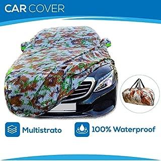 Telo per auto 145 x 145 cm mulituso proteggi portabagaglio animali legna piante MEDIA WAVE store /®