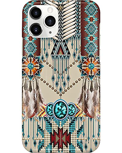 speakers with nfcs Native American Unique Pattern Dreamcatcher Boho Print Gift for Native American Lover Phonecase iPhone 12 Mini/12 Pro/12 Pro Max/iPhone 11/11 Pro/11 Pro Max/X/Xs/Xr, Shockproof Anti-Scratch Case