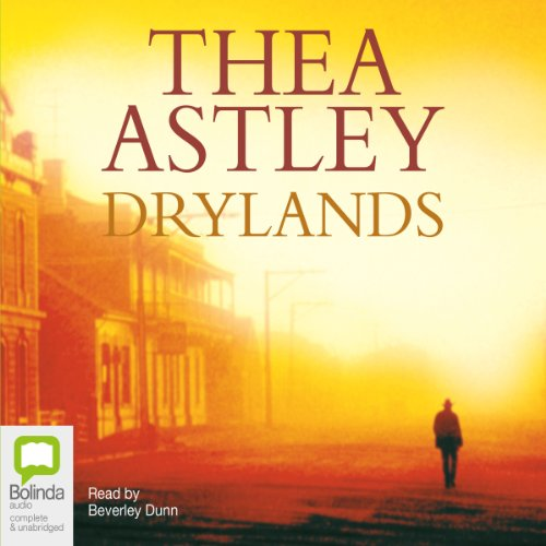 Drylands audiobook cover art