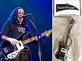 Porte-clés guitare basse Rickenbacker 4001 Jetglo