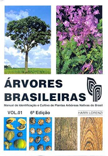 Arvores Brasileiras, V.1