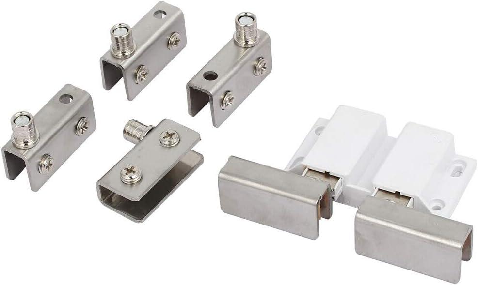 Door hardware Hinges Cabinet Pivot Minneapolis Mall Double Hinge Max 65% OFF Head Magnet