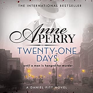 Couverture de Twenty-One Days