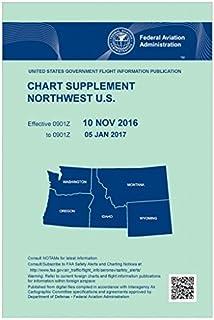 FAA Chart Supplement Northwest U.S. (Always Current Edition)