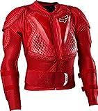 Fox Titan Sport Jacket Chaqueta Deportiva, Adultos unisex, L, Rojo (Flame Red)