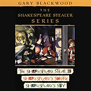 The Shakespeare Stealer cover art