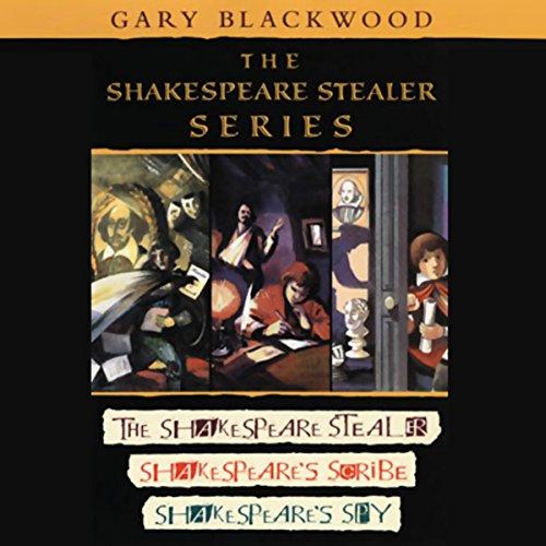 The Shakespeare Stealer cover art