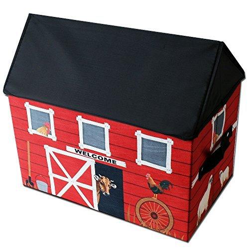 Te de Trend plástico casa de juguete parte Caja Varios Motivos Caja...