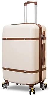 NJC Luggage Small Fresh Suitcase Trolley Case College Password Suitcase, Trolley Case