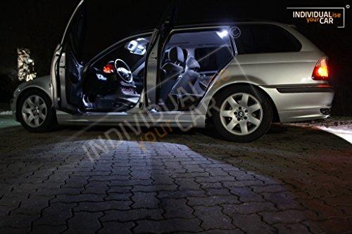 Innenraumbeleuchtung SET für 3er E46 Touring (Cool-White)