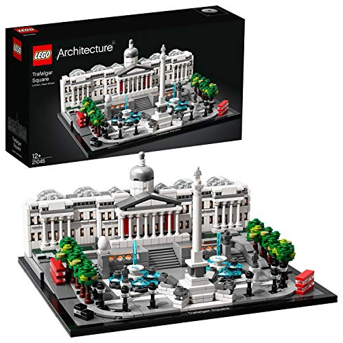 Lego 21045 Architecture Trafalgar Square, Bauset mit National Gallery für Sammler