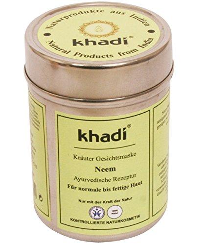 Khadi: Gesichtsmaske Neem (50 g)