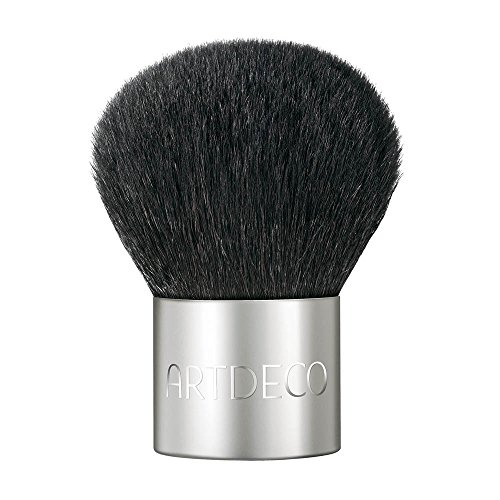 ARTDECO Brush For Mineral Powder Foundation, Kabuki-Puder-Pinsel